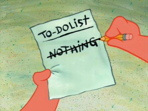todo-list-nothing
