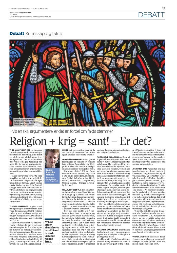 Aftenbladet 17.03.15 Religion og krig-page-001